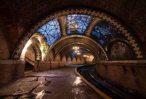 Nyc S Most Insane Abandoned Subway Stations Thrillist