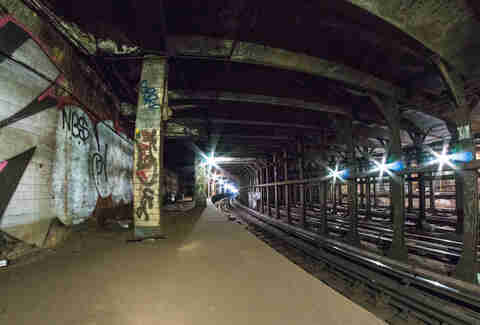 72nd Street Subway Map.Nyc S Most Insane Abandoned Subway Stations Thrillist