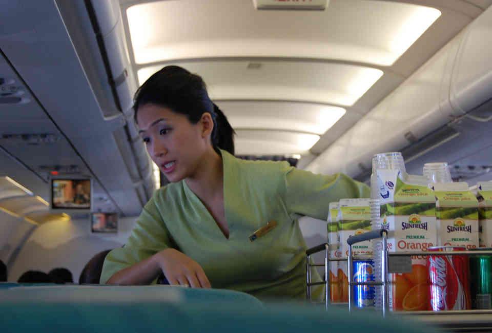 Flight Attendants Share Their Most Awkward Passenger Pick-Up