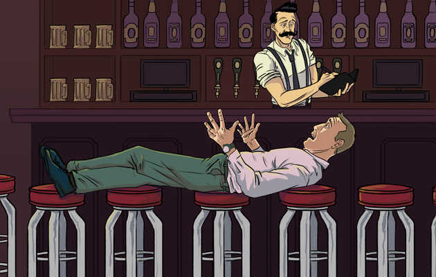 Do Bartenders Actually Make Good Therapists?