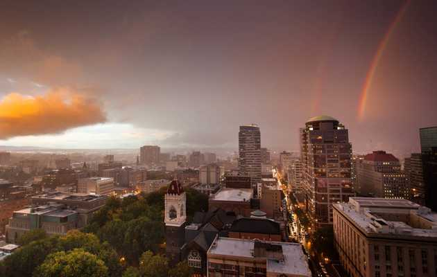 How to Survive Portland's Rainy Season