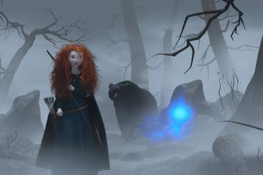 brave - pixar movies ranked