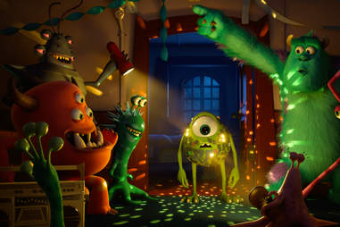 monsters university - pixar movies ranked