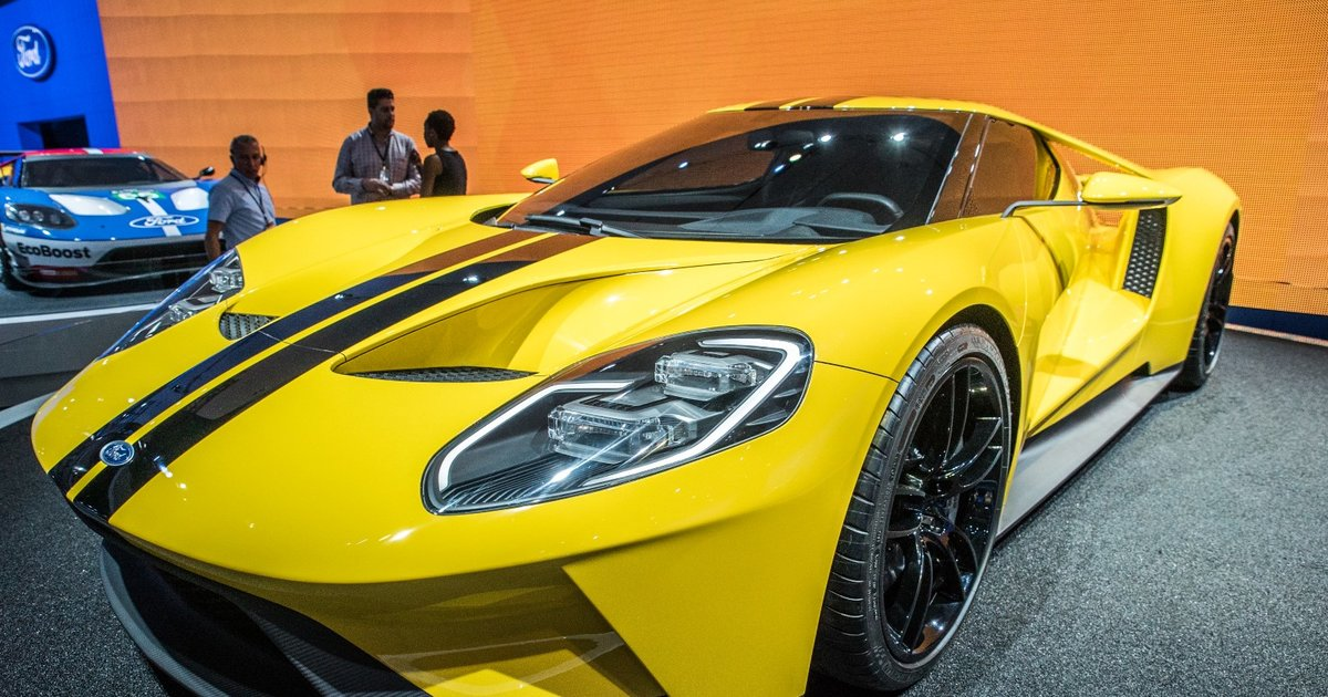 The Coolest Cars At This Years LA International Auto Show - Pittsburgh international car show
