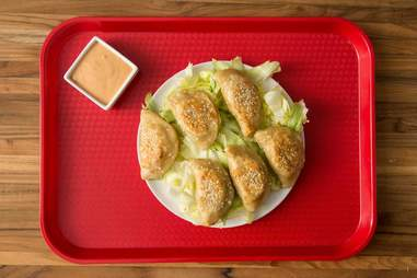 Big Mac Pierogies -- Thrillist Recipes