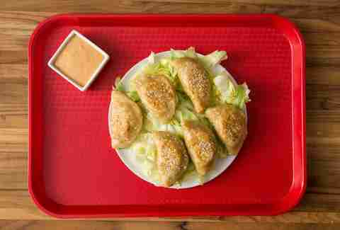 Big Mac Pierogies -- Thrillist Recipes
