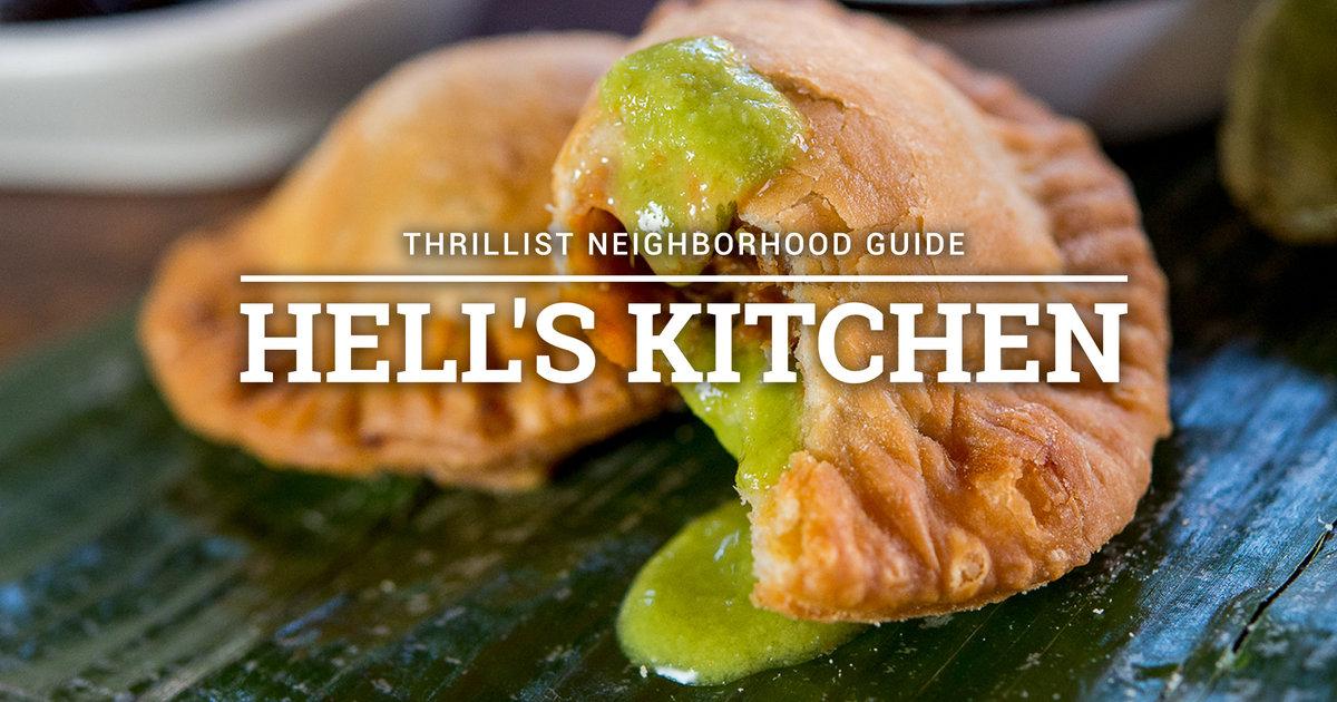 Best Hells Kitchen Restaurants The 12 Coolest Places to Eat