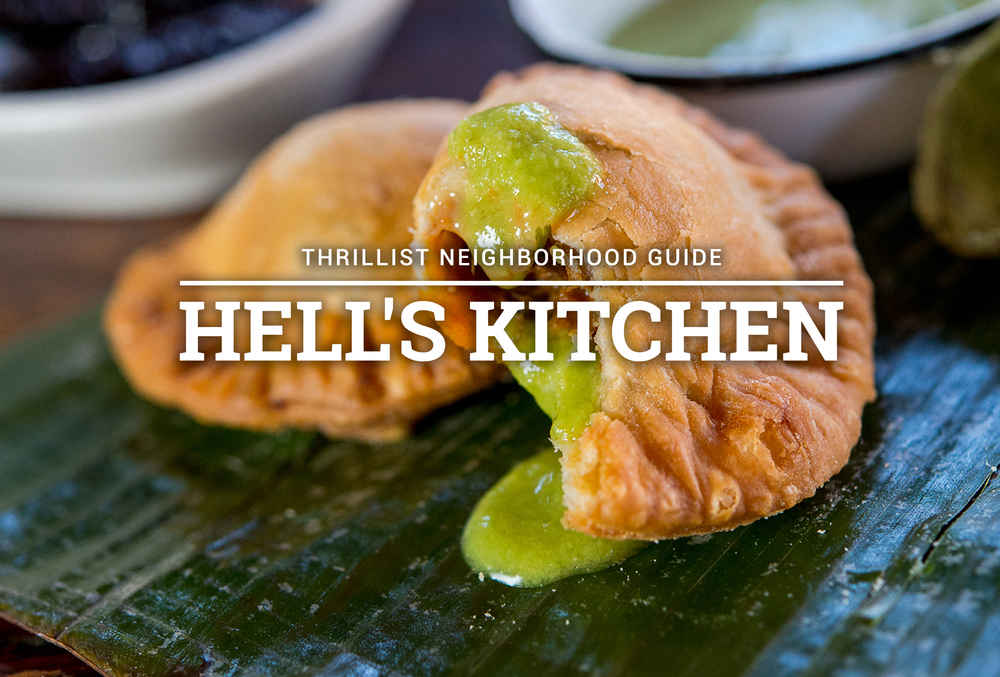 Best Hell's Kitchen Restaurants - The 12 Coolest Places to