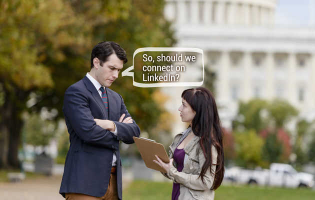 How to Talk About Your Job in DC Without Being the Worst