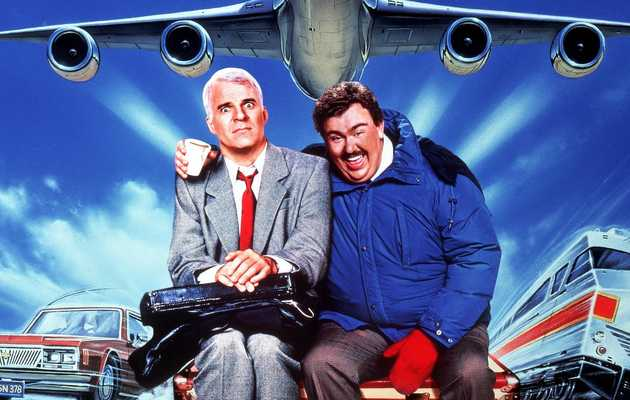 Why 'Planes, Trains and Automobiles' Is the Best Thanksgiving Movie Ever