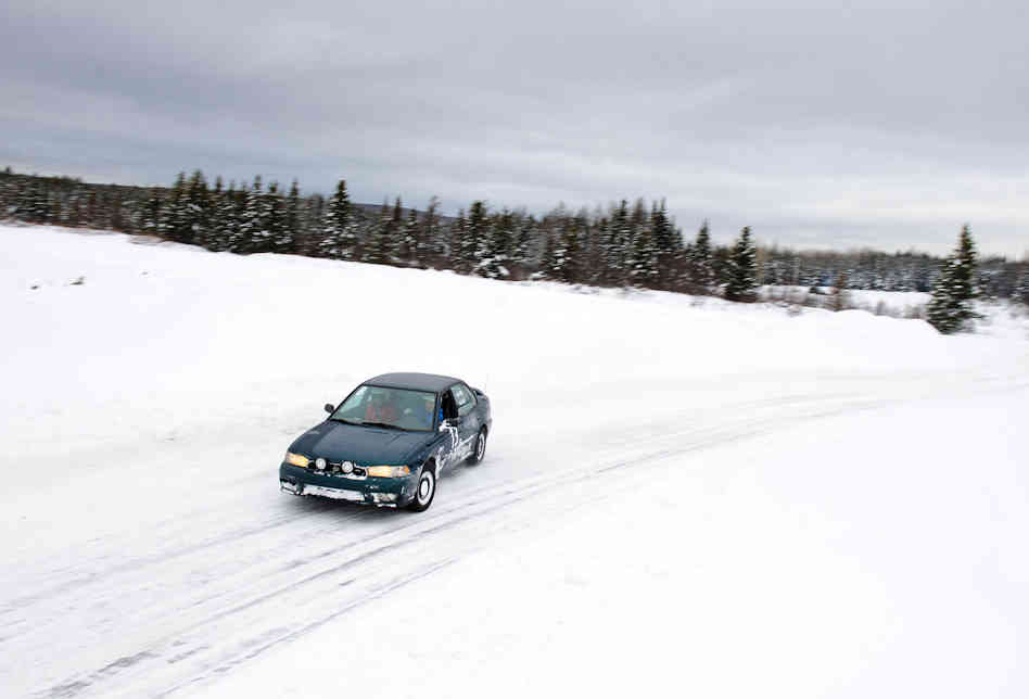 How to Drive on Snow and Ice - Winter Car Control Tips
