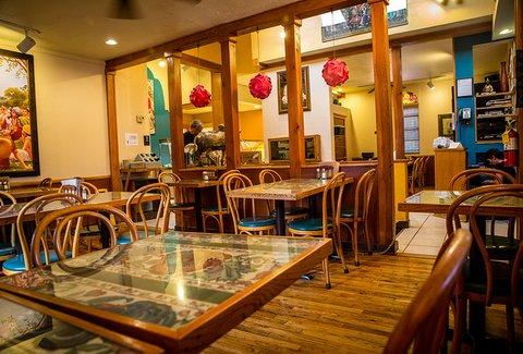 Govinda S Gourmet Vegetarian A Philadelphia Pa Restaurant