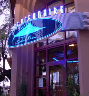 Oceanaire Seafood Room: A Houston, TX Bar.
