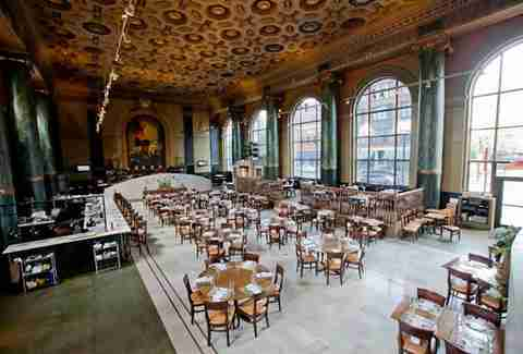 Fanciest Restaurants In Cleveland Ohio