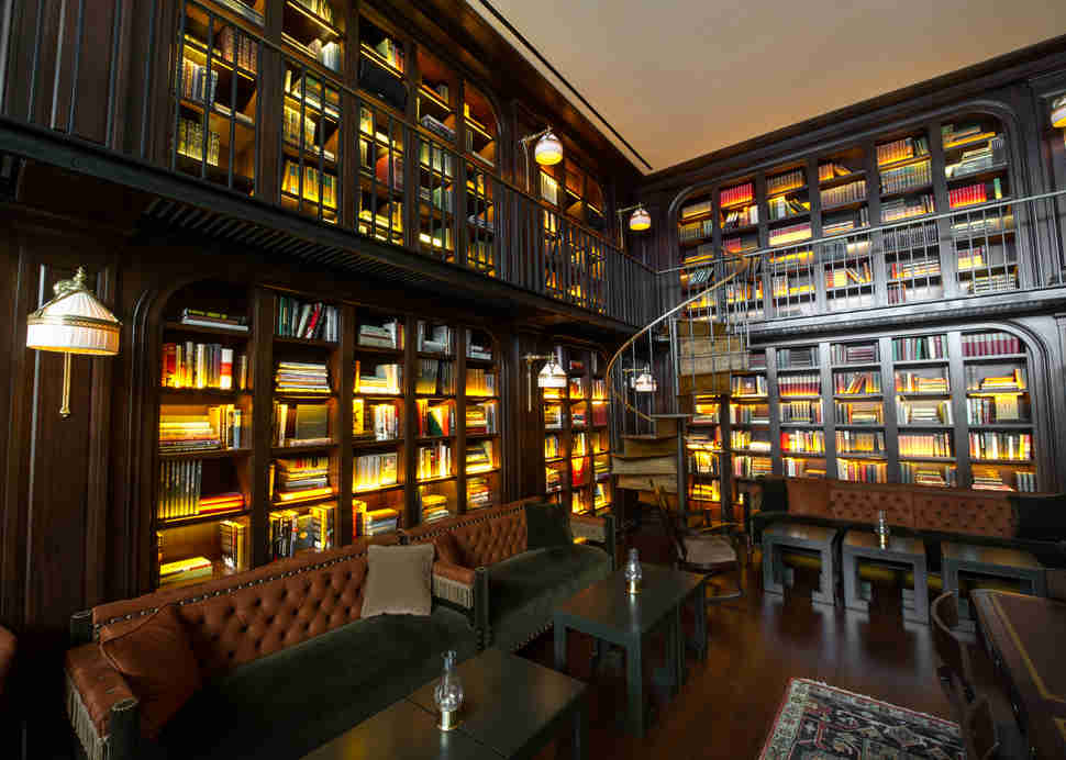 The Definitive Guide To Nyc S Hotel Bars Thrillist
