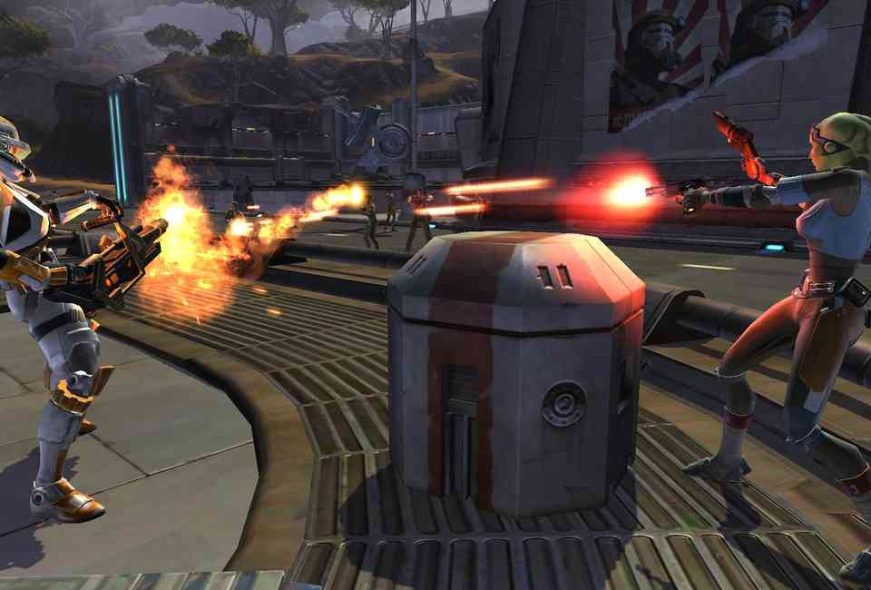 Best Star Wars Video Games - Thrillist