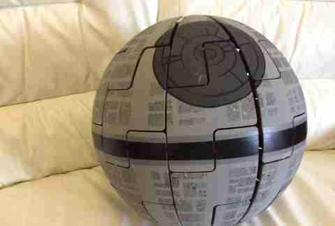 Death Star light