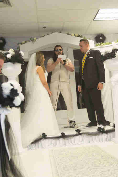 Andrew WK marriage