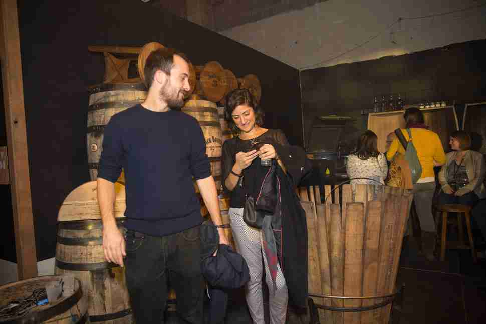 Barrel making at Jack Daniel's