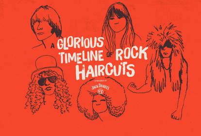 Rock haircuts