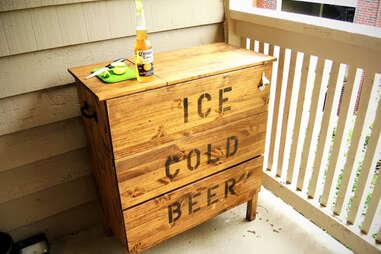 IKEA ice chest