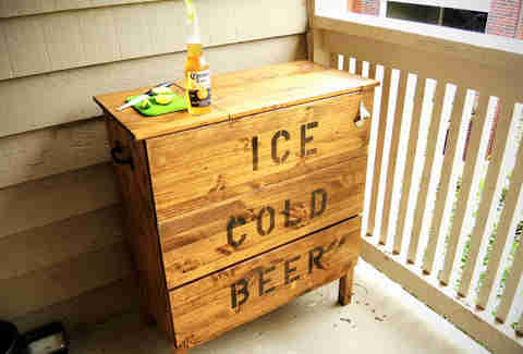 IKEA ice chest