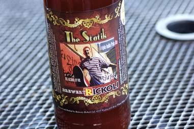 Brewery Rickoli beer