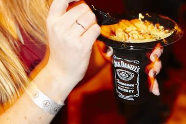 Jack Daniel's and Food