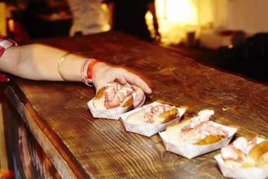 Luke's Lobster rolls