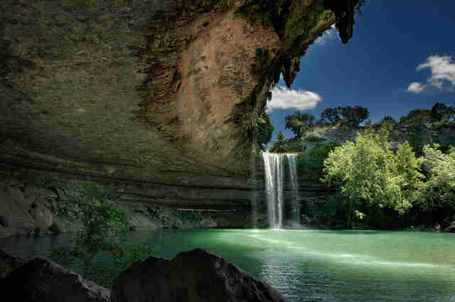 Most beautiful places in austin texas thrillist for Hamilton swimming pool san francisco