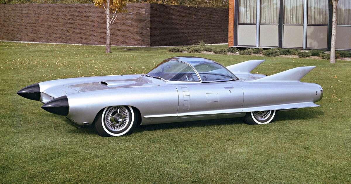10 Wild Futuristic Concept Cars From The 1950s Thrillist