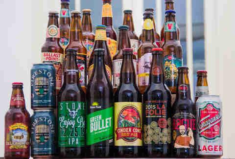 Beer facts beer facts to make you sound smarter at for Best craft beer brands