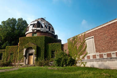 WARNER AND SWASEY OBSERVATORY