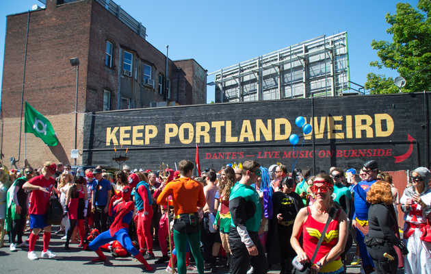 Ridiculous Myths People Believe About Portland