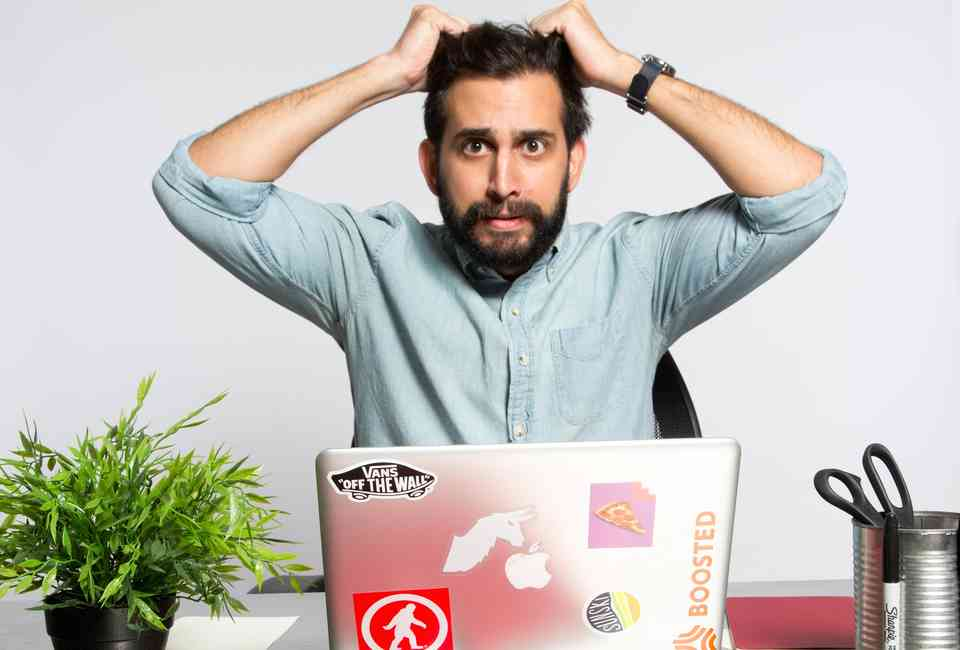 Is Sitting With Your Laptop on Your Lap Bad for You? - Thrillist