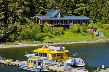 Alaskan home