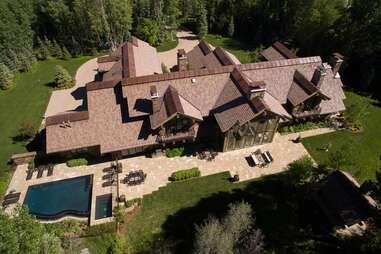 Idaho mansion