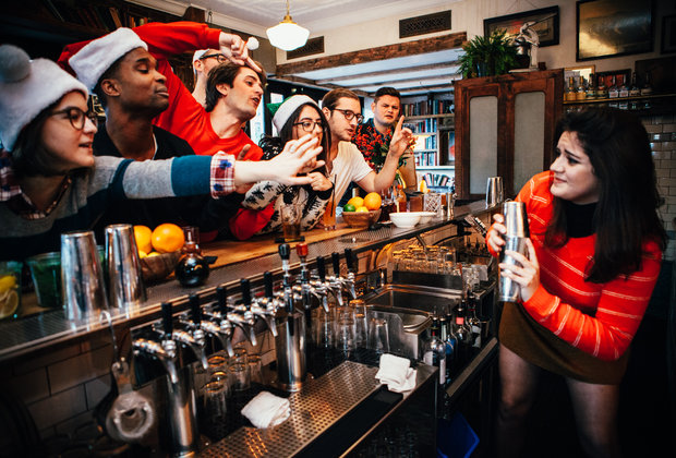 Barmageddon: What Bartenders Hate Most During the Holidays