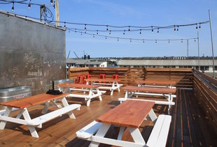 Rooftop Brewing Company