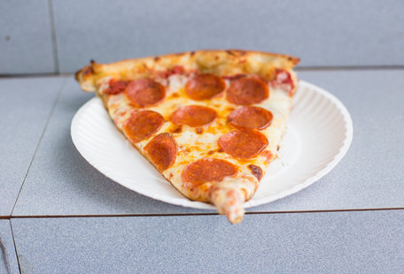 The Ultimate 6th Street Pizza Slice Ranking