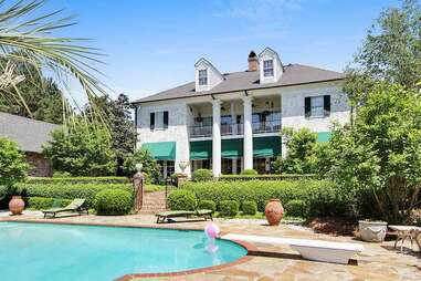 Mississippi mansion