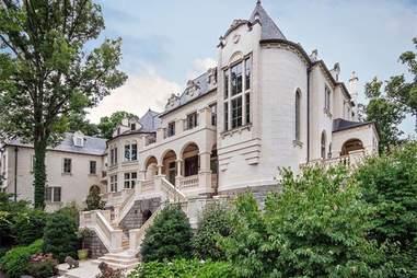 North Carolina mansion
