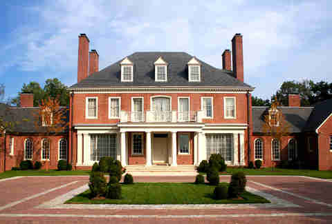 Maryland mansion