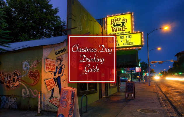 22 Austin Bars Open on Christmas Day