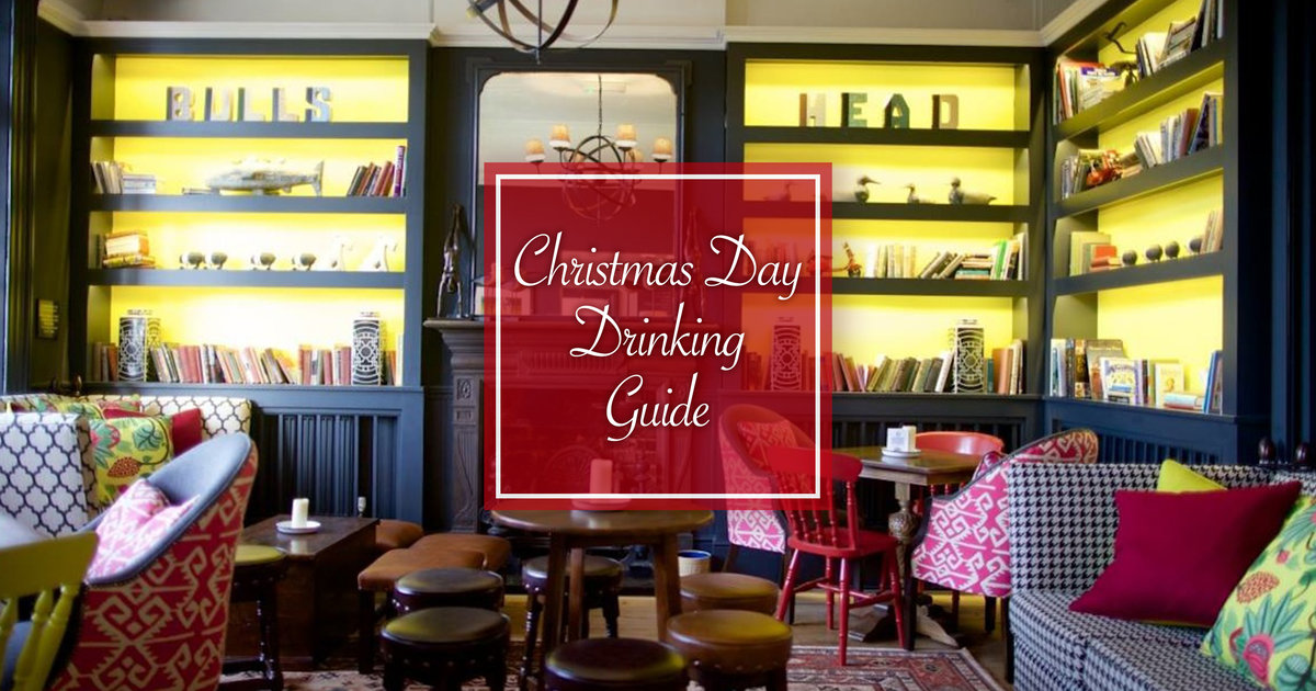 London Bars And Pubs Open On Christmas Day Thrillist