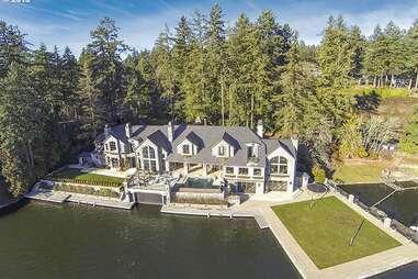 Oregon mansion