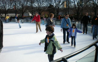 Kelly Outdoor Rink