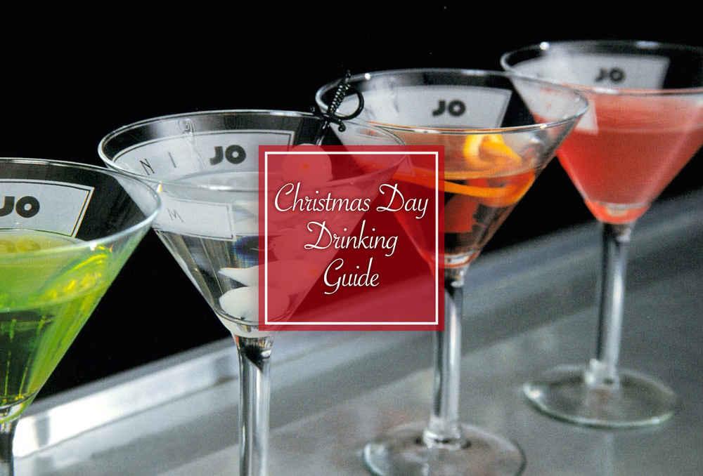 Boston Bars Open on Christmas - Thrillist