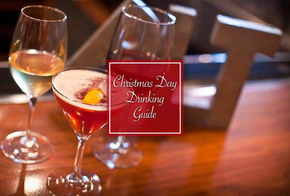 Bars Open on Christmas in Atlanta - Thrillist