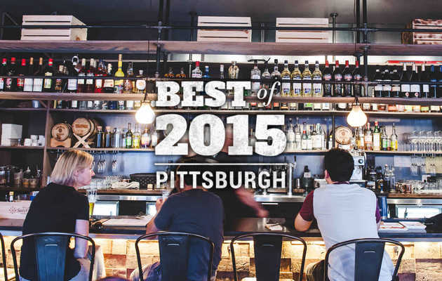 The Thrillist Awards: Pittsburgh's Best New Food & Drink of 2015